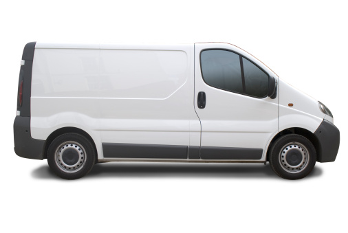 Commercial Land Vehicle「Blank truck ready for branding」:スマホ壁紙(6)