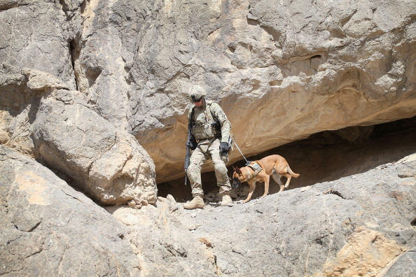 Daniel Gi「U.S. Soldiers Provide Security Around Kandahar Airfield」:写真・画像(19)[壁紙.com]