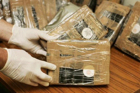 Drug「Major Drugs Haul Seized By Federal Police Force」:写真・画像(14)[壁紙.com]