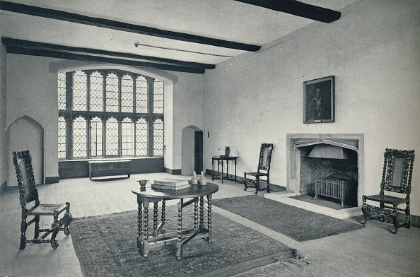 Architecture「'Jericho, The Upper Room in Lupton's Tower', 1926」:写真・画像(19)[壁紙.com]