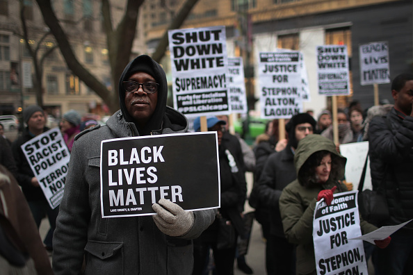 Black Lives Matter「Protestors Rally In Chicago Against Police Shootings Of African American Men」:写真・画像(9)[壁紙.com]