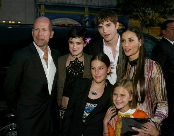 Charlie's Angels「Demi Moore, Ashton Kutcher and Bruce Willis」:写真・画像(2)[壁紙.com]