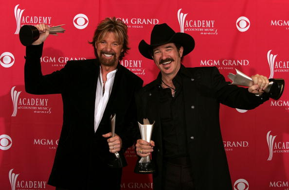 MGM Grand Garden Arena「41st Annual Academy Of Country Music Awards - Press Room」:写真・画像(13)[壁紙.com]