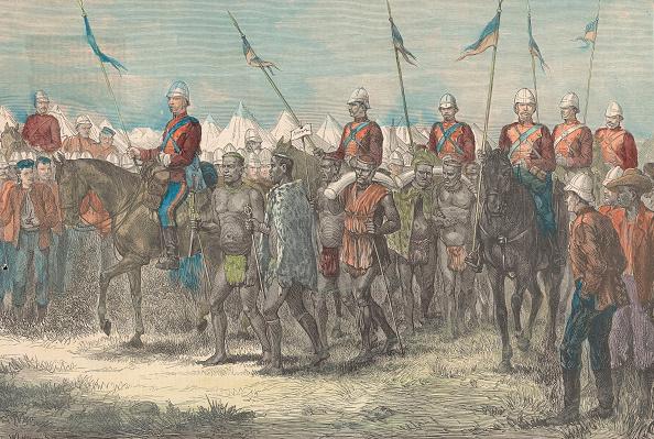 British Military「Anglo-Zulu War」:写真・画像(12)[壁紙.com]