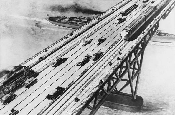 Planning「Cross-Channel Bridge」:写真・画像(11)[壁紙.com]
