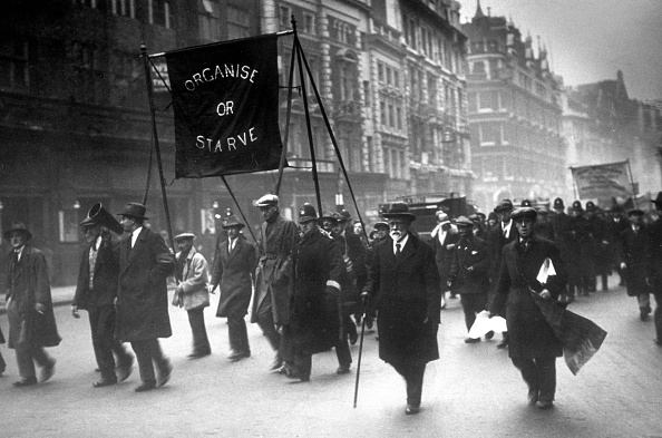 1930-1939「Unemployment Demo」:写真・画像(19)[壁紙.com]