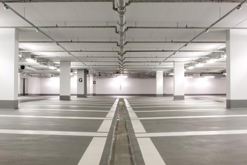 Parking Lot「underground parking」:スマホ壁紙(18)