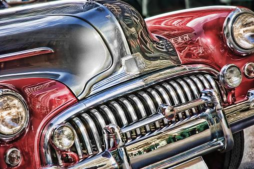 Hot Rod Car「Classic American Car」:スマホ壁紙(7)