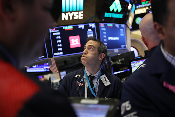 New York Stock Exchange「Markets React To Federal Reserve Interest Rate Announcement」:写真・画像(2)[壁紙.com]