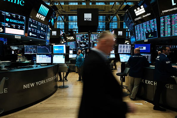 New York Stock Exchange「NYSE Closes Trading Floor, Moves To Fully Electronic Trading Amid Coronavirus Pandemic」:写真・画像(16)[壁紙.com]
