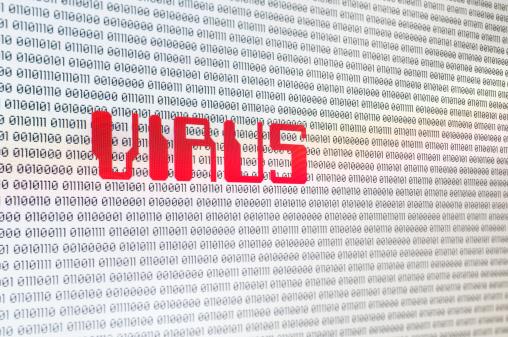 Zero「Computer virus」:スマホ壁紙(7)