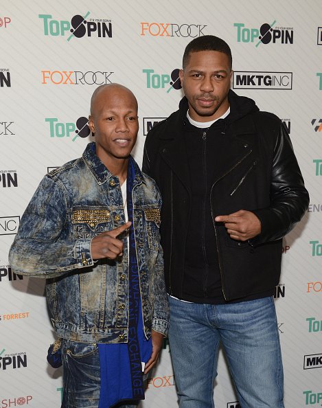 Zab Judah「6th Annual New York City TopSpin Charity Event」:写真・画像(19)[壁紙.com]