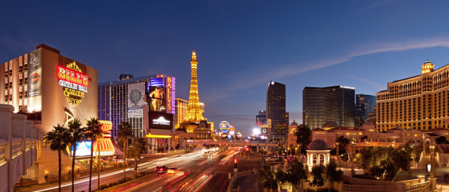 Footbridge「Las Vegas Boulevard, Central」:スマホ壁紙(13)