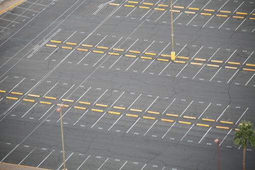 Parking Lot「Empty Parking lot.」:スマホ壁紙(16)