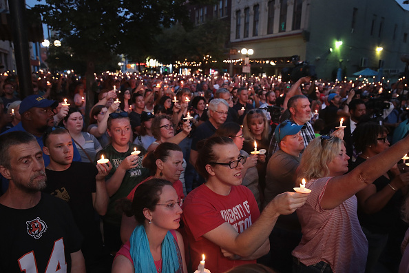 Ohio「Nine Killed, 27 Wounded In Mass Shooting In Dayton, Ohio」:写真・画像(12)[壁紙.com]