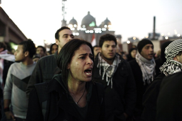 Giles「Protests Continue Against Egyptian President Mohammed Morsi」:写真・画像(17)[壁紙.com]