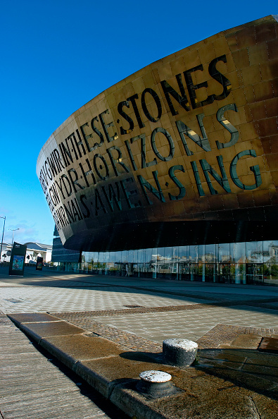 Vitality「Designed and built in Wales, the Wales Millennium Centre on Cardiff Bay waterfront is made of 5000 tonnes of structural steel. The WMC is quickly establishing itself as one of the world's leading performing arts venues. Architect Percy Thomas, Structural」:写真・画像(19)[壁紙.com]