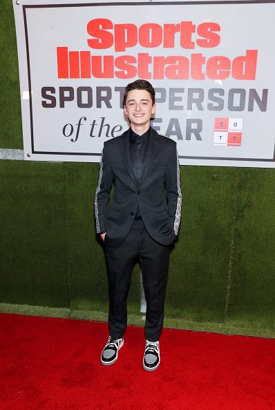 Noah Schnapp「Sports Illustrated Sportsperson Of The Year 2019」:写真・画像(17)[壁紙.com]