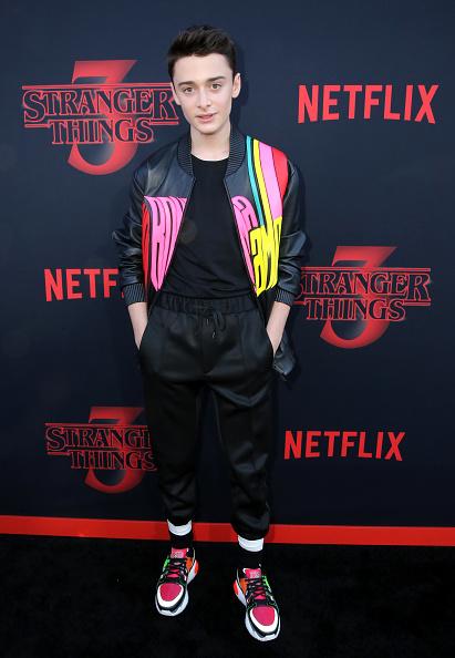 "Noah Schnapp「""Stranger Things"" Season 3 World Premiere」:写真・画像(1)[壁紙.com]"