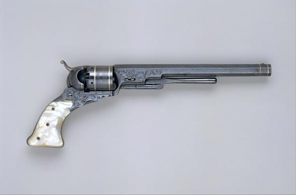 Model - Object「Colt Paterson Percussion Revolver」:写真・画像(11)[壁紙.com]