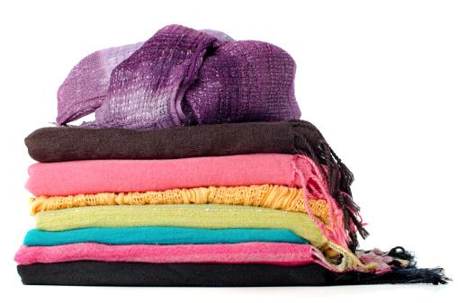 Sweatshirt「Pile of colorful scarves」:スマホ壁紙(19)