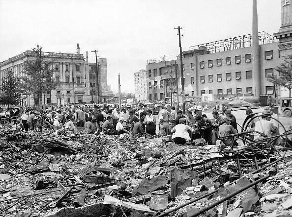 Tokyo - Japan「Bombing Of Tokyo」:写真・画像(18)[壁紙.com]