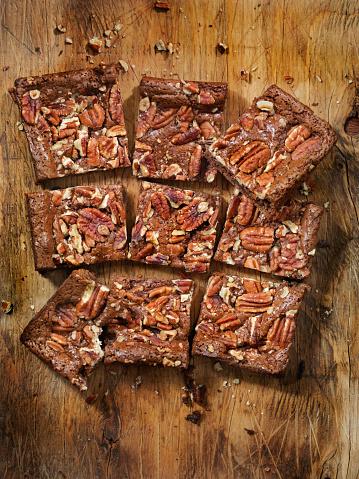 Praline「Gluten Free, Low Carbohydrate, Fudge Brownies with Sea Salted Pecans」:スマホ壁紙(10)