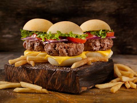 Bun - Bread「Gluten Free Beef Sliders and Gluten Free Buns」:スマホ壁紙(17)
