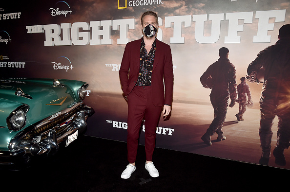 Manufactured Object「National Geographic's THE RIGHT STUFF World Premiere At Disney+ Drive-In Festival」:写真・画像(8)[壁紙.com]