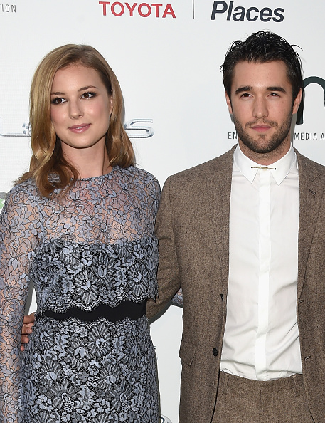 Emily VanCamp「24th Annual Environmental Media Awards Presented By Toyota And Lexus - Arrivals」:写真・画像(11)[壁紙.com]