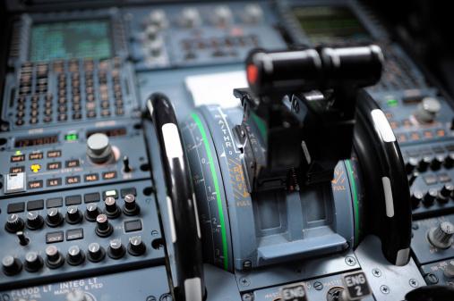 Commercial Airplane「Cockpit Detail Airbus A320」:スマホ壁紙(10)
