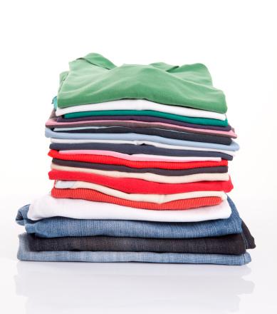 Laundry「Folded Clothing」:スマホ壁紙(6)
