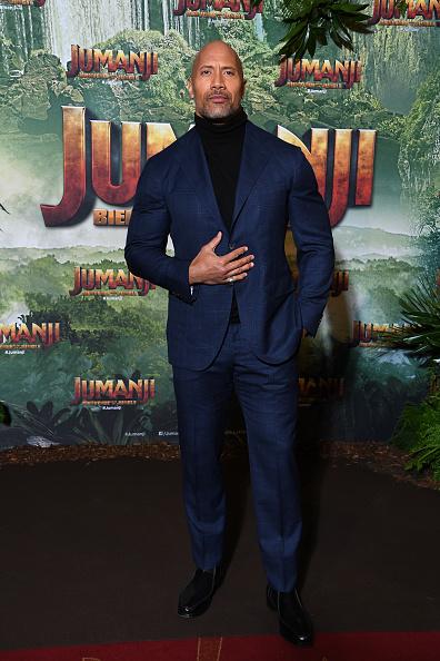 """Turtleneck「""""Jumanji"""" : Welcome to the Jungle -Jumanji : Bienvenue dans la jungle-"""" Paris Premiere at Le Grand Rex」:写真・画像(6)[壁紙.com]"""