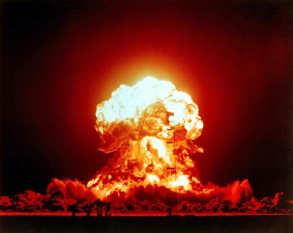 Exploding「Nuclear Test USA - Badger」:写真・画像(19)[壁紙.com]