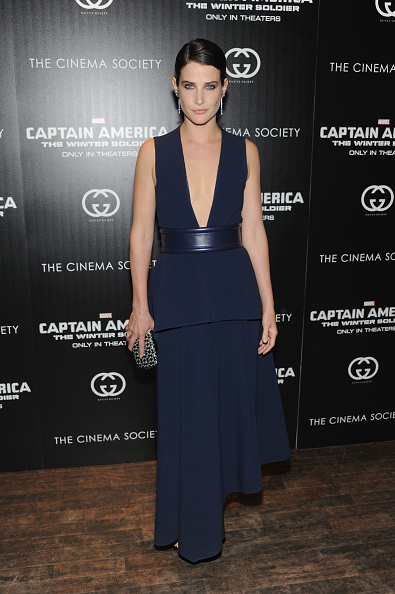"Captain America: The Winter Soldier「The Cinema Society & Gucci Guilty Host A Screening Of Marvel's ""Captain America: The Winter Soldier"" - Arrivals」:写真・画像(13)[壁紙.com]"