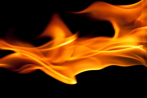 Inferno「fire burning, flames on black background」:スマホ壁紙(12)