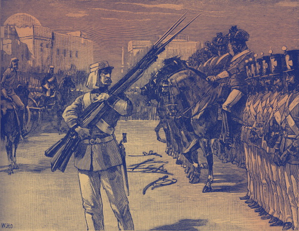 Army Soldier「Disarament of the 26th at Barrackpore」:写真・画像(3)[壁紙.com]