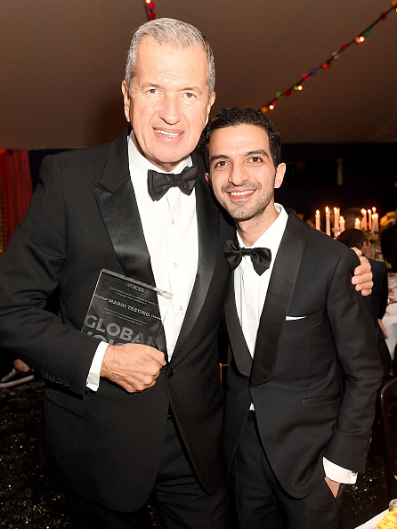 Samir Hussein「The Business of Fashion Presents VOICES In Oxfordshire - Gala Dinner」:写真・画像(12)[壁紙.com]