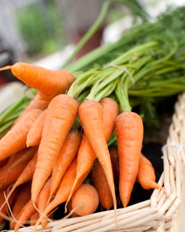 Basket「Organic Carrots」:スマホ壁紙(17)