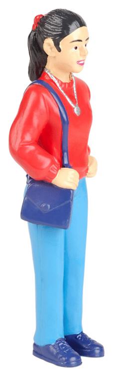 Doll「Figurine of teenage girl」:スマホ壁紙(6)