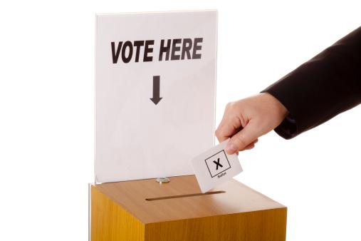 Voting Ballot「Voting」:スマホ壁紙(9)