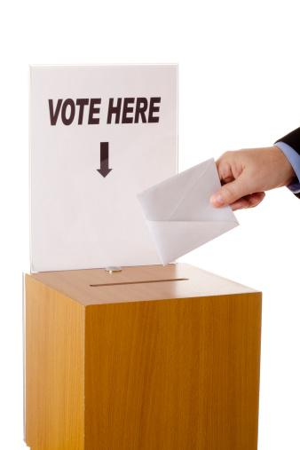 Voting Ballot「Voting」:スマホ壁紙(19)