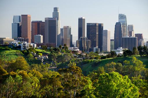 City Of Los Angeles「Downtown Los Angeles」:スマホ壁紙(2)