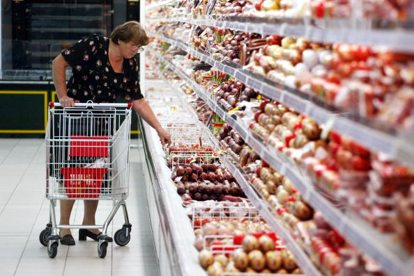 Supermarket「Retailing Comes To Russia」:写真・画像(12)[壁紙.com]