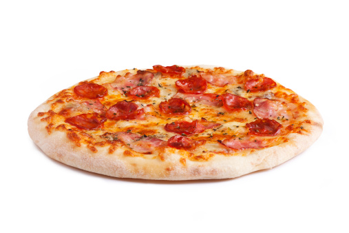 Bacon「Pizza」:スマホ壁紙(4)