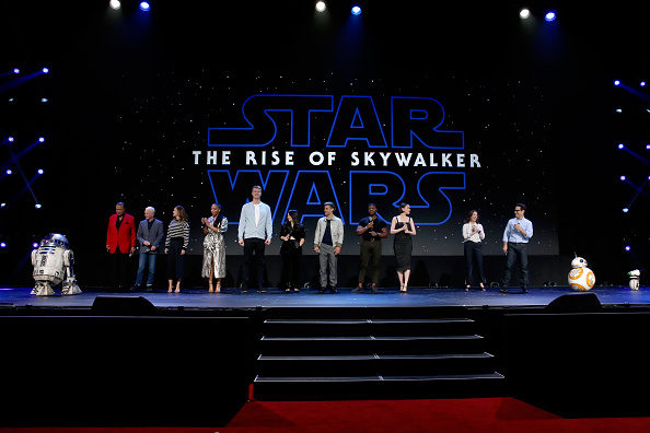 Star Wars「Disney Studios Showcase Presentation At D23 Expo, Saturday August 24」:写真・画像(10)[壁紙.com]
