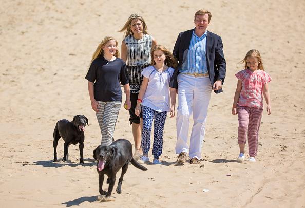 Dutch Royalty「Dutch Royal Family Summer Photocall」:写真・画像(11)[壁紙.com]