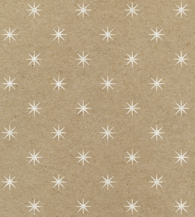 Recycling「recycled paper with star pattern」:スマホ壁紙(11)