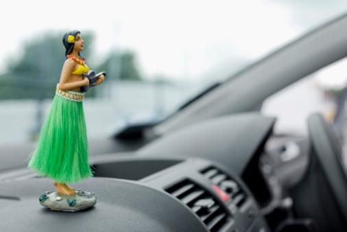 Doll「Hula dancer dashboard ornament」:スマホ壁紙(0)