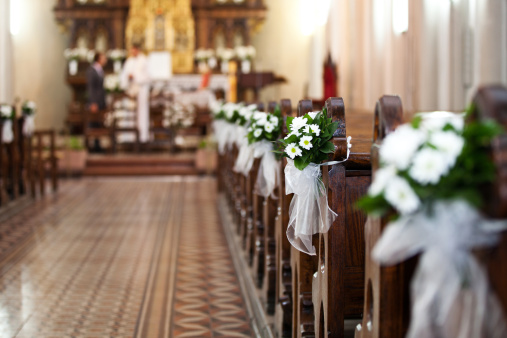 Chapel「Church bouquets」:スマホ壁紙(6)